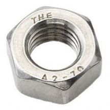 M7 Nut Stainless Steel